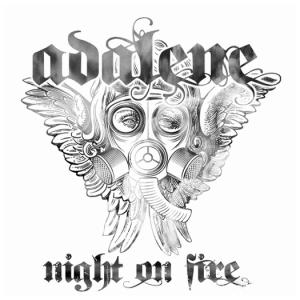 Adalene - Night On Fire [EP] (2010)