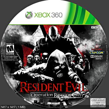 Resident Evil: Operation Raccoon City (RUS) (XBOX360)