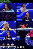 X Factor (2012) [S02E01] PL DVBRip.XviD-TROD4T