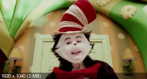 Кот / The Cat in the Hat (2003) BDRip 1080p / 720p + HDRip