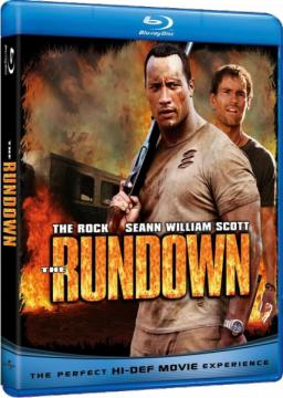 Сокровище Амазонки / The Rundown (2003) BDRip 1080p
