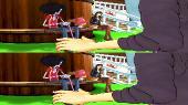 Ван-Пис 3Д: Погоня за Соломенной Шляпой / One Piece 3D: Mugiwara Chase  Вертикальная анаморфная