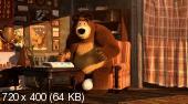 Маша и Медведь. 1-25 серии (2011) DVDRip