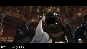 Кунг-фу Панда 2 3D / Kung Fu Panda 2 3D (2011) BluRay CEE + BDRip 1080p