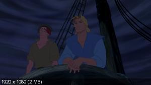 Покахонтас / Pocahontas (1995) BluRay + BDRip 1080p / 720p + BDRip
