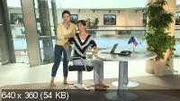 Практическое занятие по йоге Айенгара. Класс Здоровая спина (2011) DVDRip