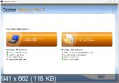 Ocster Backup Pro 7.08 (2012) Английский