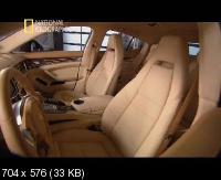 Мегазаводы. Порше Панамера / Megafactories. Porsche Panamera (2012) DVBRip