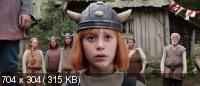 Вики - маленький викинг 2 / Wickie auf grosser Fahrt (2011) DVDRip