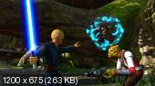Kinect Star Wars (LT+2.0/LT+3.0) (2012/PAL/RUS/XBOX360)