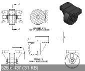 Autodesk AutoCAD 2013 x32/x64 Eng/Rus (2012)