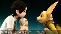 Остров забвения: Харука и волшебное зеркало / Hottarake no shima: Haruka to maho no kagami (2009) BDRip 1080p/720p + HDRip